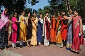 Photo Gallery : भारत को स्वर्णिम बनाने रोजाना देंगे स्वच्छता अभियान को अपने साढ़े 11 मिनट