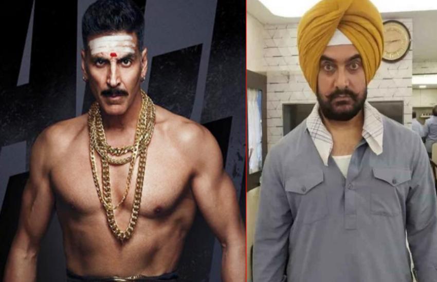 Bachchan pandey Vs Laal Singh Chaddha