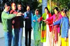 Rajasthan Patrika : श्रम विभाग के अधिकारी करेंगे श्रमदान