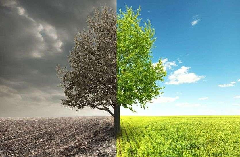 पौधों के विकास में बाधक हैं ग्रीन हाउस गैसें