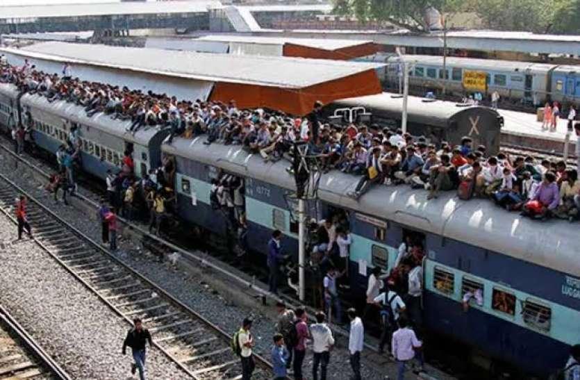 बढ़ने लगी वेटिंग, ट्रेनों में बढ़ाए डिब्बे