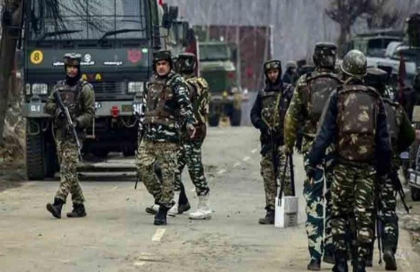 Lashkar E Taiba Terror Held By Police From Baramulla In Jammu Kashmir -  जम्मू एवं कश्मीर के बारामूला से लश्कर ए तैयबा का एक आतंकी गिरफ्तार |  Patrika News