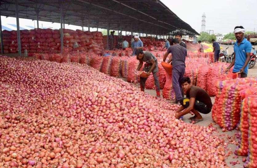 Onion Prices: प्याज का बंपर उत्पादन होने का अनुमान, कीमतों में आएगी भारी कमी