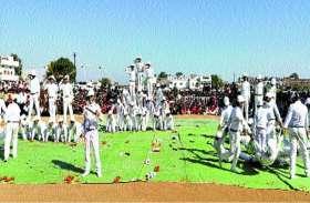 अंचल में हर्षोल्लास से मनाया गया गणतंत्र दिवस