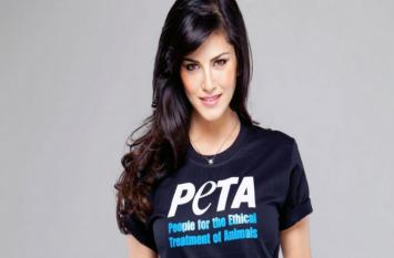 चमड़े के इस्तेमाल पर रोक लगाने के लिए सनी लियोन ने मिलाया 'PETA' से हाथ, पोस्ट शेयर कर दी जानकारी
