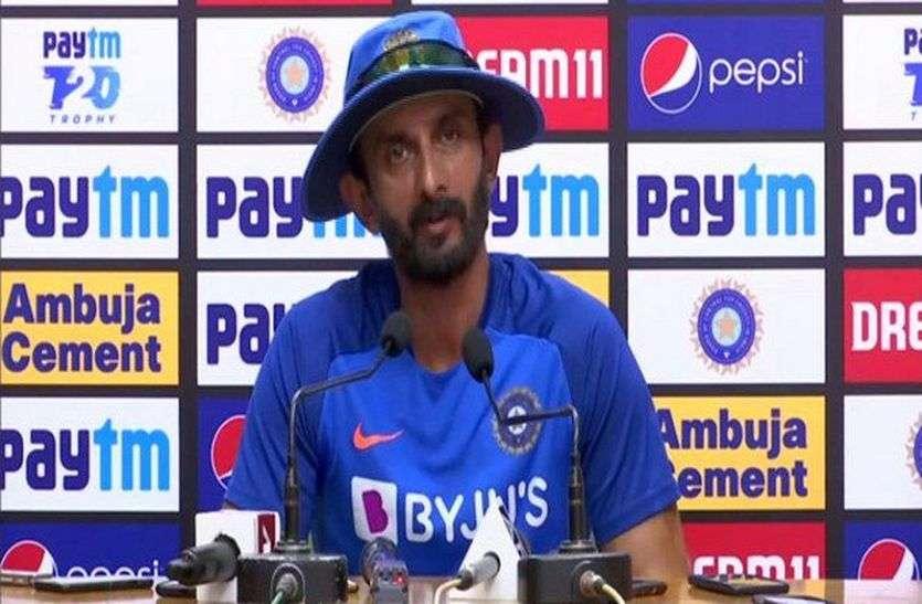विक्रम राठौड़ ने टी-20 विश्व कप की भारतीय टीम को लेकर कहा, अहम खिलाड़ियों की पहचान हो गई है