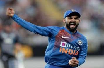 न्यूजीलैंड के खिलाफ तीसरे टी-20 में विराट की नजर धोनी और रैना के रिकॉर्ड्स पर