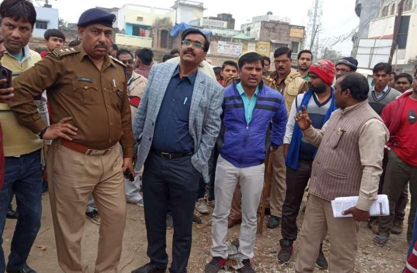 फतेहपुर में भारत बंद का मिला-जुला रहा असर