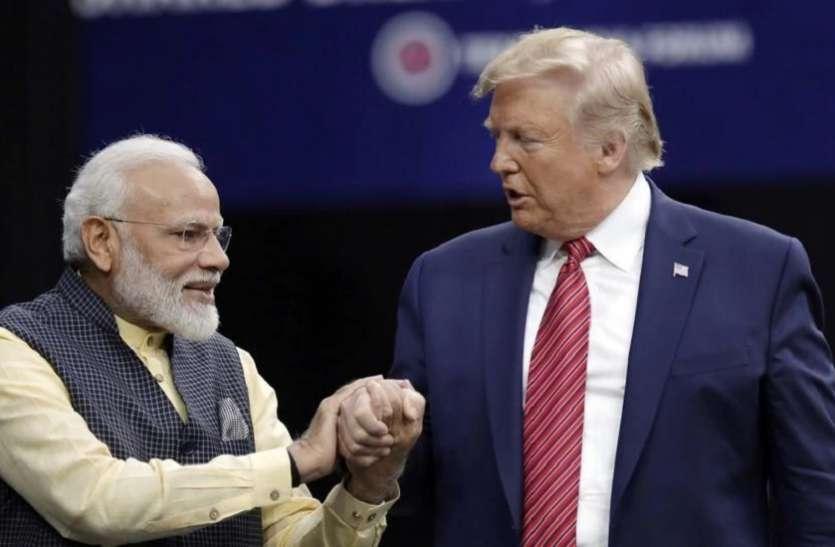 Donald Trump भारत दौरे पर आ सकते हैं Gujarat, सीएम रूपाणी ने दिए संकेत
