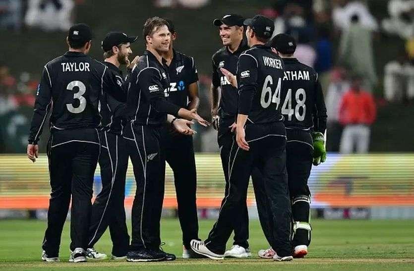 टी-20 सीरीज हार चुकी कीवी टीम की मुसीबतें और बढ़ी, चोट के कारण वनडे सीरीज से दिग्गज गेंदबाज बाहर