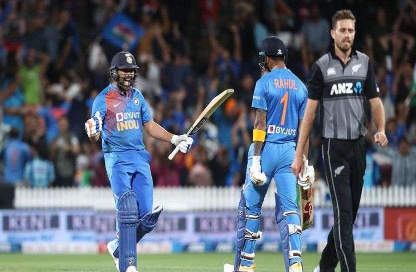 सुपर ओवर में टीम इंडिया को जिताने पर रोहित बोले, कुछ समझ में नहीं आ रहा था