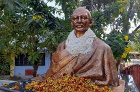 जिले भर में घूमेंगे गांधी दर्शन रथ, फिल्मों और गीत नाटकों से दी जाएगी जानकारी
