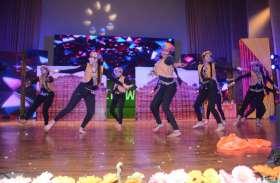 मैक स्टूडेंट ने डांस में दिखाया अनेकता में एकता वाला भारत