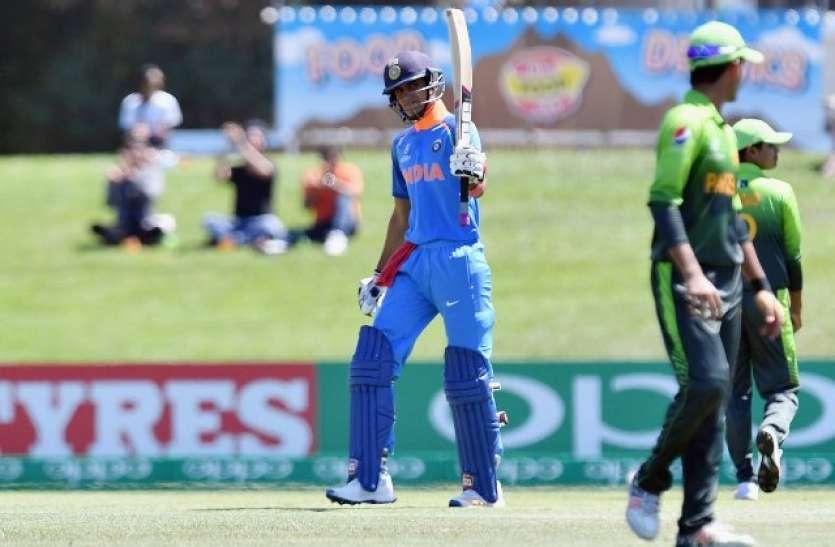 अंडर-19 वर्ल्ड में बना 'महामुकाबले' का संयोग, सेमीफाइनल में भिड़ेंगे भारत-पाकिस्तान