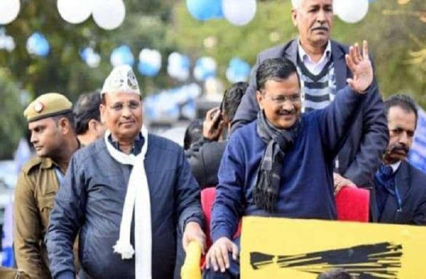 दिल्ली चुनावः केजरीवाल की हैट्रिक रोकने के लिए बीजेपी-कांग्रेस ने बनाया सॉलिड प्लान