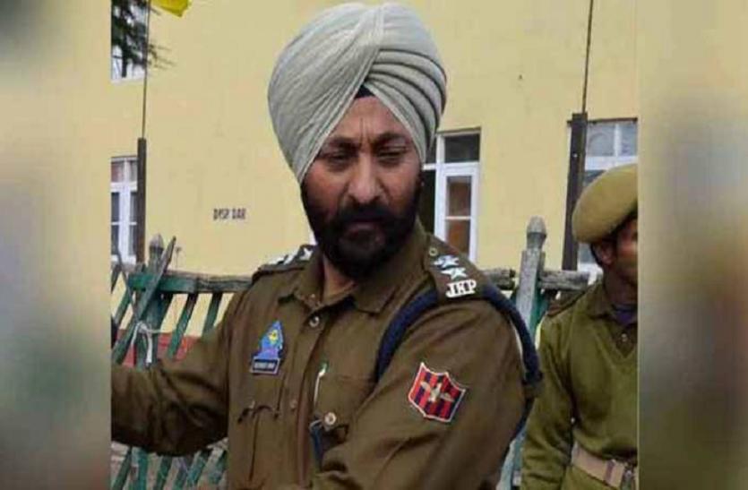 जम्मू-कश्मीर: देविंदर सिंह के ठिकानों पर NIA और पुलिस की छापेमारी