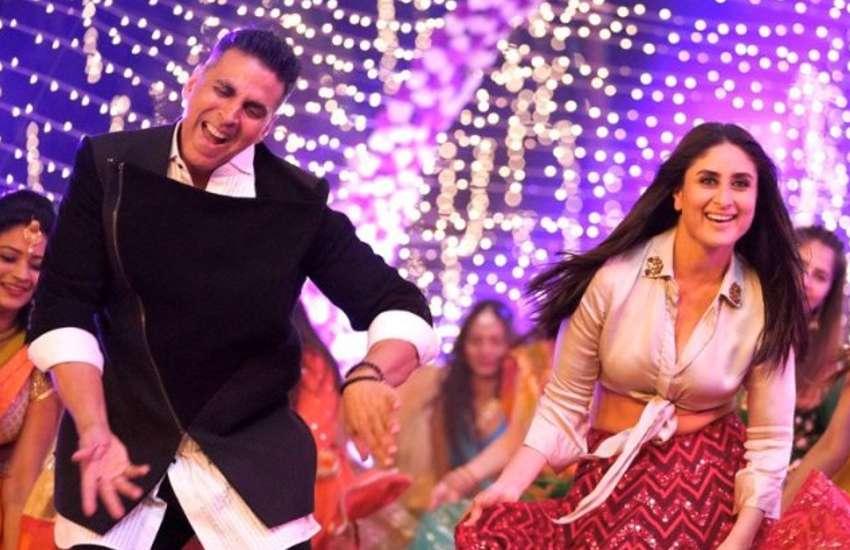 Akshay Kumar And Kareena Kapoor