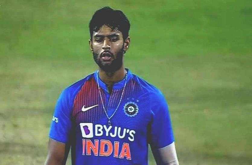 शर्मनाक रिकॉर्ड : शिवम दुबे ने एक ओवर में 34 रन देकर बने सबसे महंगे भारतीय गेंदबाज