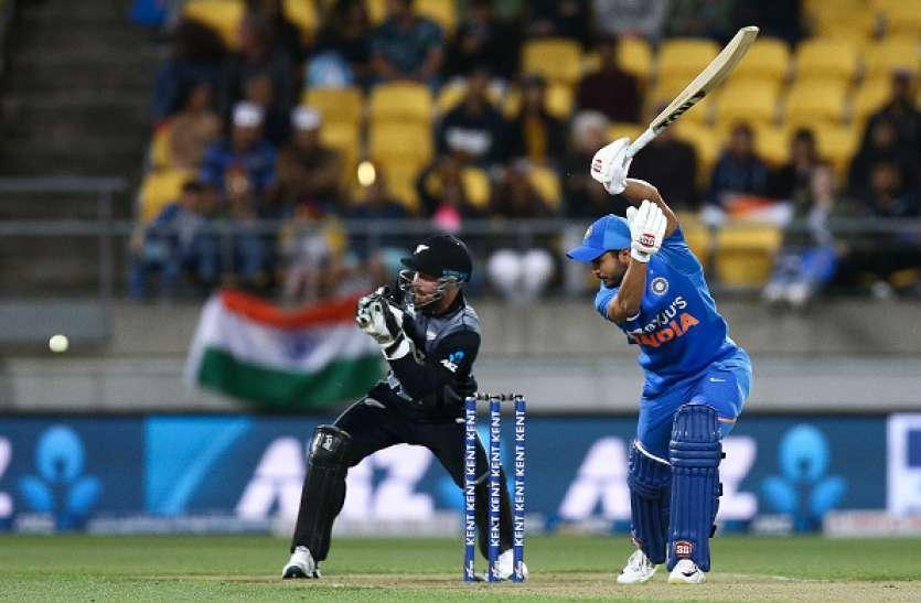 कीवी गेंदबाजों को नहीं मिला मनीष पांडेय का तोड़, पूरी सीरीज में रहे नॉटआउट