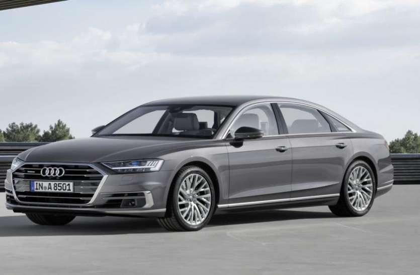 नेक्स्ट जेनरेशन Audi A8L भारत में लॉन्च, जानें कीमत और फीचर्स