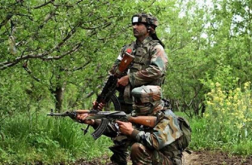 पुंछ में पाकिस्तान की ओर से सीज फायर का उल्लंघन, सेना ने दिया मुंहतोड़ जवाब
