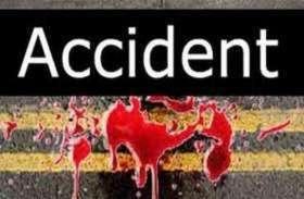 सड़क हादसे में 5 डेरा प्रेमियों की मौत, 4 घायल