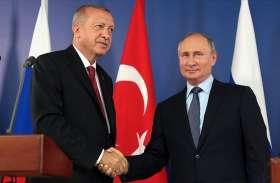 इदलिब में तुर्की सैनिकों पर हमला, एर्दोगन ने पुतिन से की चर्चा