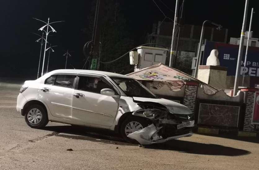 दो सड़क दुर्घटनाओं में एक की मौत, 6 घायल