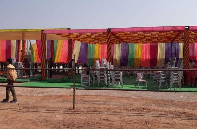 Desert fastival 2020 : दुल्हन की तरह सजाई परमाणु नगरी,  आज होगा मरु महोत्सव का आगाज