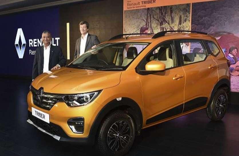ऑटो एक्सपो में पेश हुई ऑटोमैटिक Renault Triber, लॉन्चिंग से लेकर कीमत तक की डीटेल आई सामने