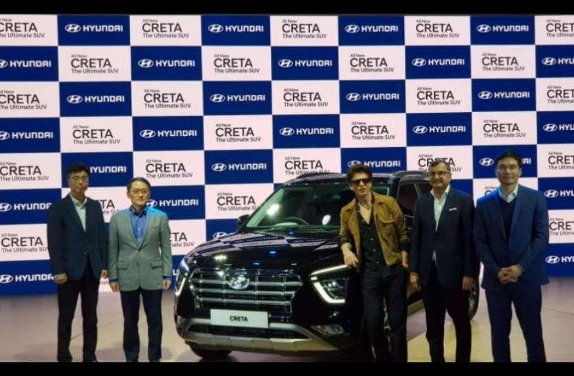 मार्केट में तहलका मचाने आई न्यू जनरेशन Hyundai Creta, जानें क्या है इस बार खास