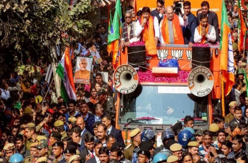 दिल्ली विधानसभा चुनाव भाजपा का आखिरी दांव, प्रचार में उतारी सेलिब्रेटिज की टीम