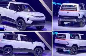 PhotoGallery : Tata Motors ने दिखाई कांसेप्ट कार Sieraa की झलक, लोग हो रहे हैं दीवानें