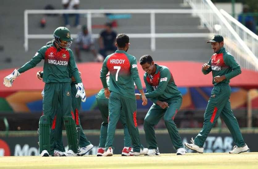 अंडर-19 वर्ल्ड कप के फाइनल में बांग्लादेश, चार बार की चैंपियन टीम इंडिया से होगा अब मुकाबला