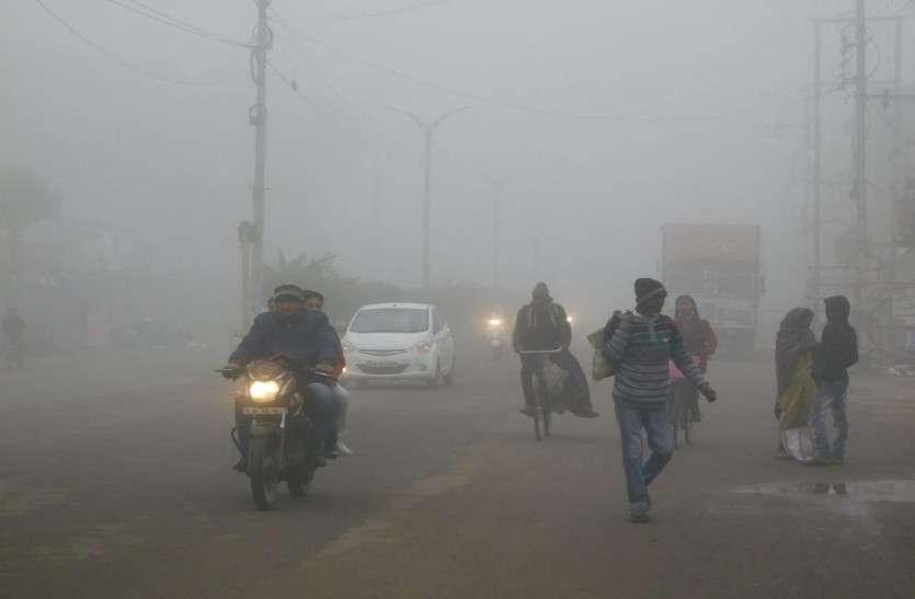 कोहरे और शीतलहर से लोग परेशान, आज भी यहां बरस सकते हैं बादल, फरवरी में कंपा देने वाली ठंड ने तोड़ा रिकॉर्ड