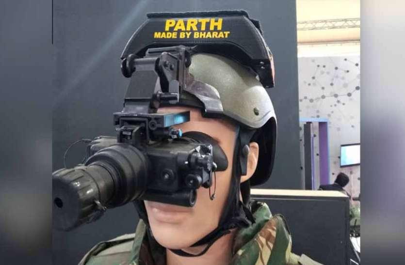 इंडियन ऑर्मी ने बनाया ये खास हेलमेट, गोली का भी नहीं होगा असर