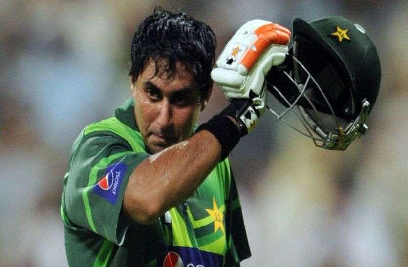मैच फिक्सिंग के मामले में पाकिस्तानी क्रिकेटर नासिर जमशेद को 17 महीने की जेल, 10 साल का प्रतिबंध