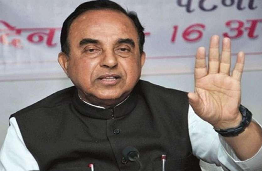 दिल्ली विधानसभा चुनाव: सुब्रमण्यम स्वामी बोले- झाड़ू को मिल रहा पर्याप्त वोट, मेरी जरूरत नहीं