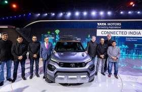ऑटो एक्सपो में Tata Motors ने इन कारों से मचाया तहलका, देखें तस्वीरें