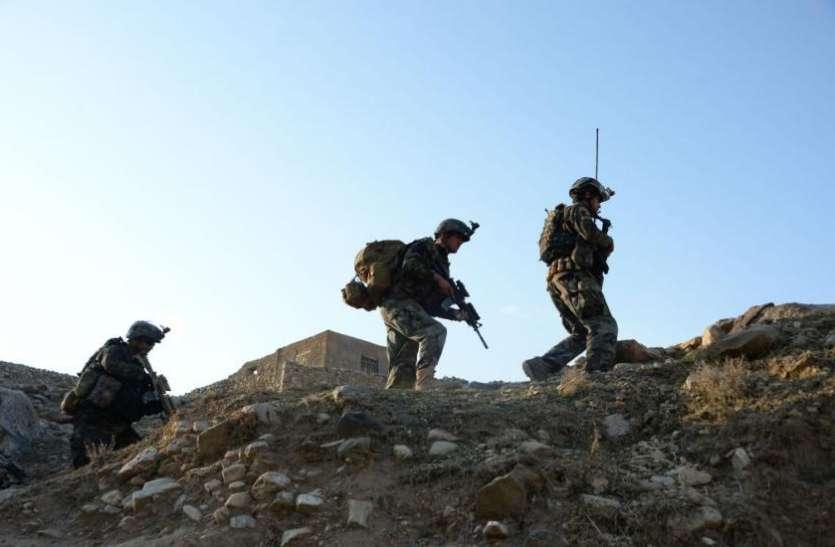 अफगानिस्तान: अमरीका-अफगान संयुक्त सुरक्षा बल पर गोलीबारी में दो की मौत, 9 घायल