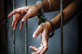 इटावा पुलिस ने अनैतिक कार्यों को करने वाले किये एक दर्जन गिरफ्तार