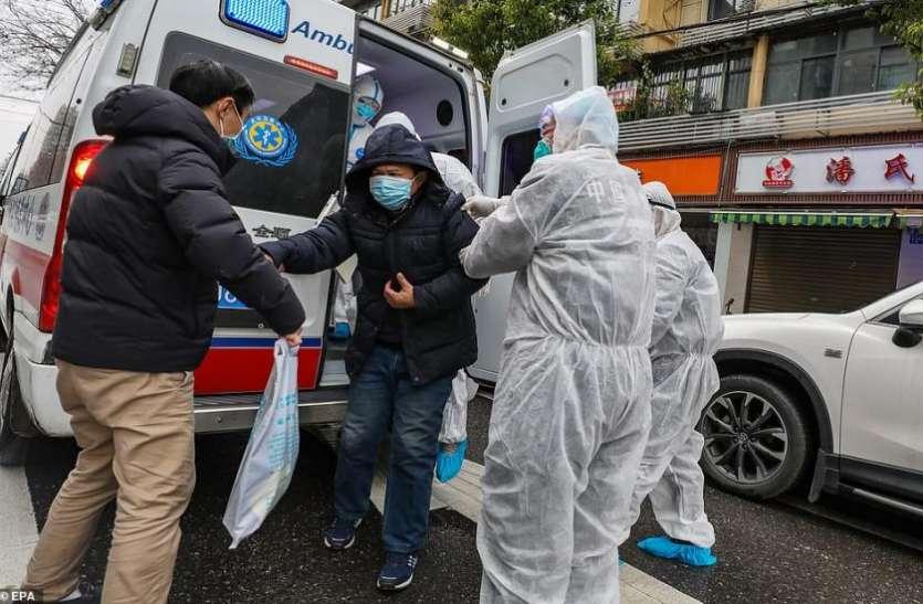 चीन: Coronavirus की जांच कराने पर मिलेगा 1000 युआन का इनाम