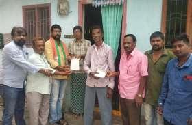 Tamilnadu सीएए की जानकारी देने के लिए बांटे परचे