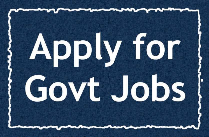 govt job: विभिन्न विभागों में निकली बम्पर सरकारी नौकरी, जल्द करें अप्लाई