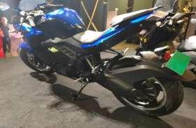 Auto Expo 2020 : Auto Expo 2020 Evolet Hawk Electric Sportbike हुई पेश