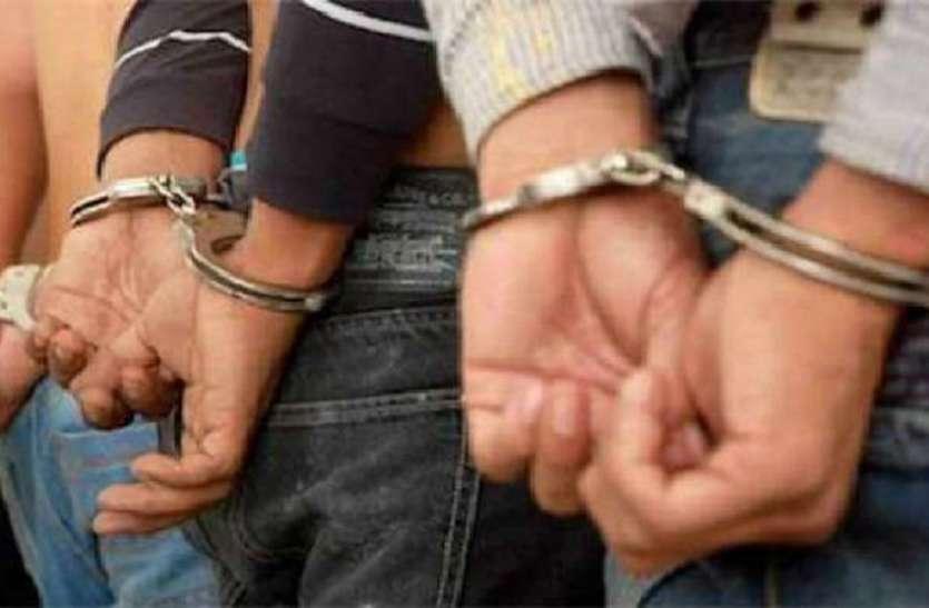 देना बैंक में 24 लाख की डकैती में यूपी के बहराइच से गिरफ्तार हुआ आरोपी अफजाल