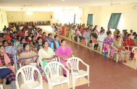 महिला संरक्षण के पांचवें बैच के शिक्षण कार्यक्रम की शुरुआत