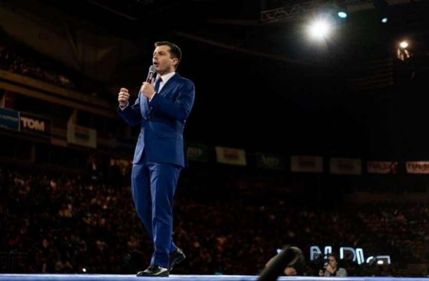 अमरीका: डेमोक्रेट के पहले प्राइमरी चुनाव में पीट बटीगीग की जीत, पार्टी में टकराव तेज