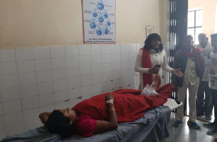 सीएम की अगवानी में जुटा रहा स्वास्थ्य महकमा, भटकते रहे मरीज, नहीं खुला अस्पताल का ऑपरेशन थिएटर