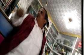 बसपा सांसद के भाई के बिगड़े बोल, वीडियो वायरल